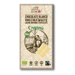 Xocolata blanca 100g bio